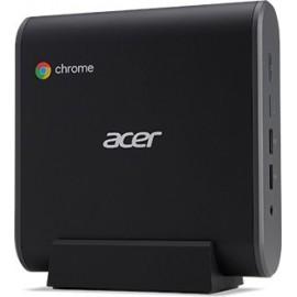 Acer Chromebox CXI3 Intel® Celeron® 3867U 4 GB DDR4-SDRAM 32 GB SSD Preto Mini PC