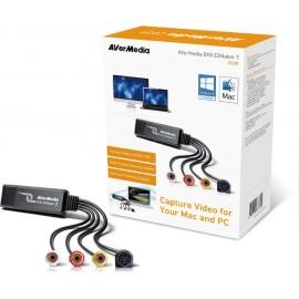 AVerMedia DVD EZMaker 7 dispositivo de captura de vídeo USB 2.0