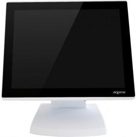 "Approx appTPV01WH 38,4 cm (15.1"") 1024 x 768 pixels Ecrã táctil 2 GHz J1900 Tudo em um Branco"